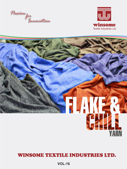Flake & Chill Yarn