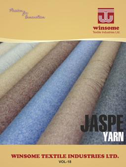 Jaspe Yarn