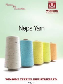 Neps Yarn