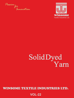 Solid Dyed Yarn